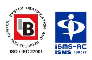 ISMS認定シンボル